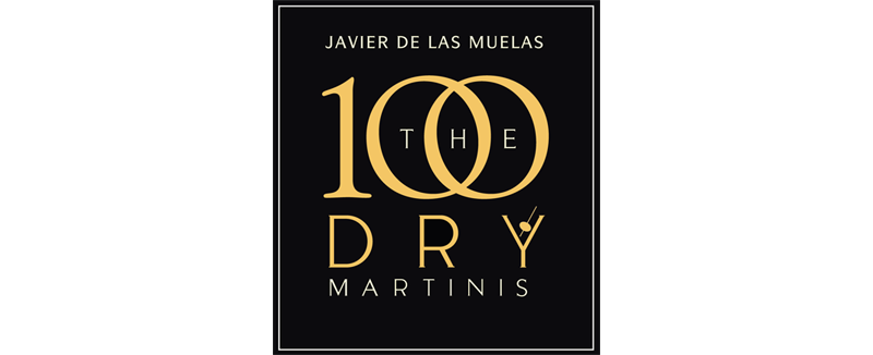 Logo Javier de las Muelas 100 Dry Martinis Collection 300px