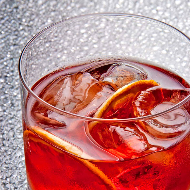 Cocktail Negroni | Dry Martini By Javier de las Muelas