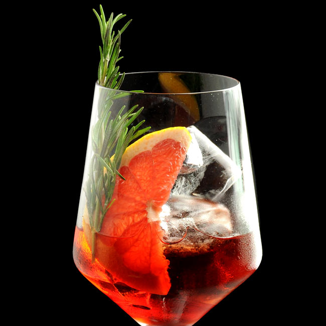 Scented Negroni | Dry Martini By Javier de las Muelas